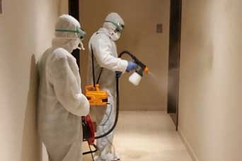 Disinfection and Decontamination service