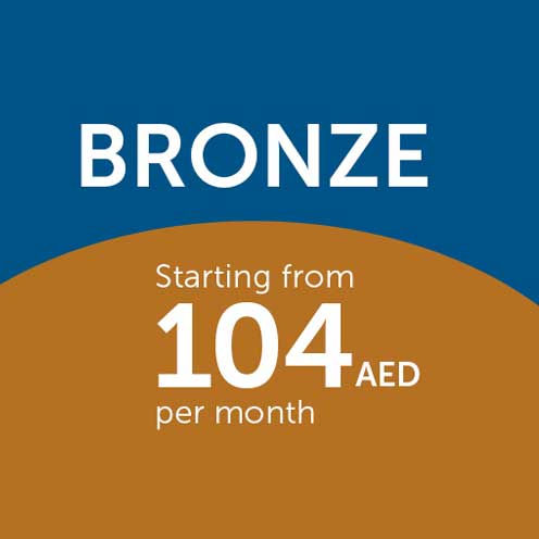 Bronze Package (Monthly)